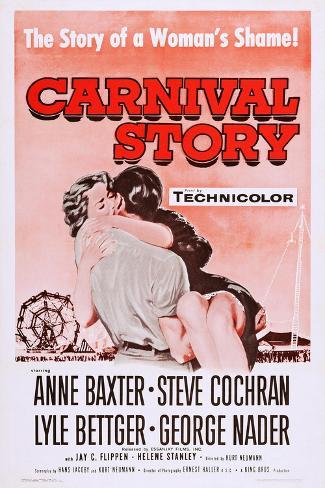 Carnival Story Art Print