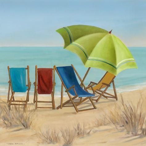 Four Summer II Art Print
