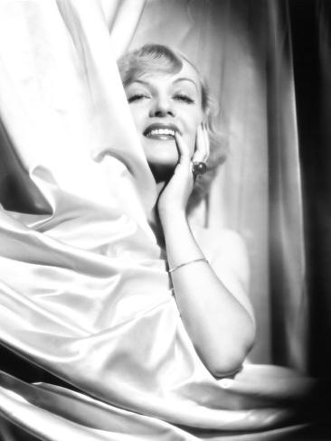 Carole Lombard Stampa fotografica