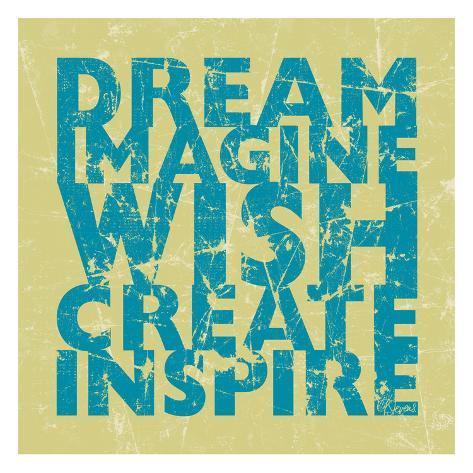 Dream Wish Art Print