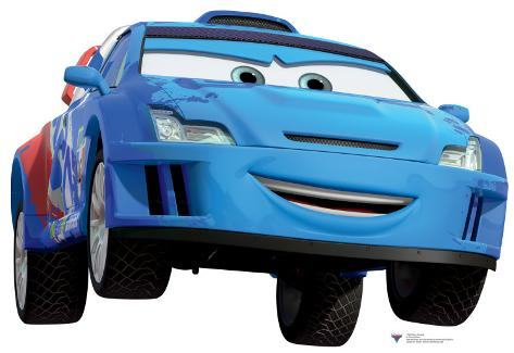 Cars 2 - Raoul Caroule Stand Up