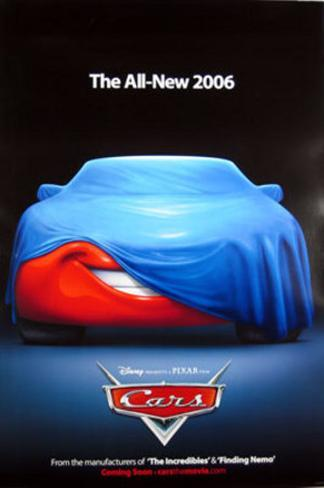 Cars Double-sided poster