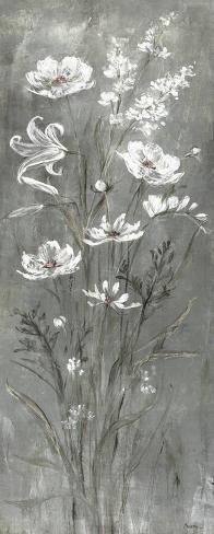 Celadon Bouquet IV Art Print