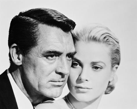 Cary Grant & Grace Kelly Photo