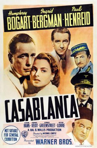 Casablanca Masterprint
