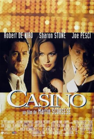 Casino - French Style Poster
