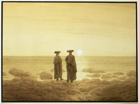 Moonrise, 1835-7 Giclee Print