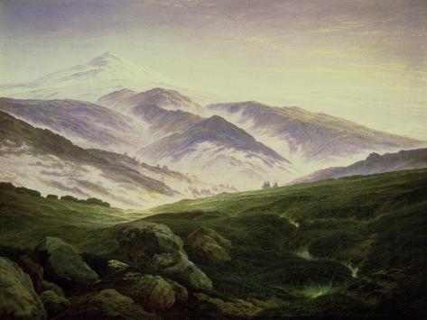 Riesengebirge Giclee Print