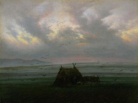 Waft of Mist, circa 1818-20 Giclee Print