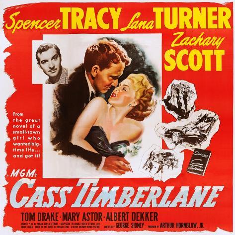 Cass Timberlane Konstprint