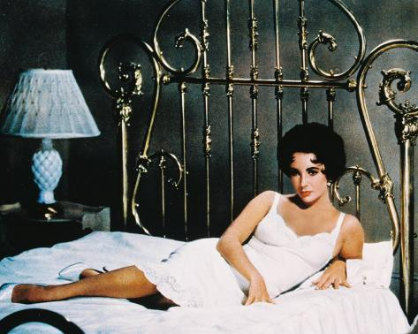 Cat on a Hot Tin Roof, Elizabeth Taylor Photo