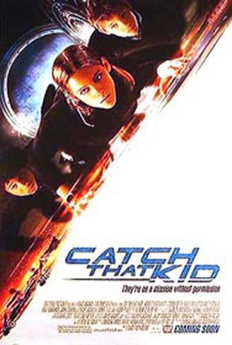 Catch That Kid Original Poster