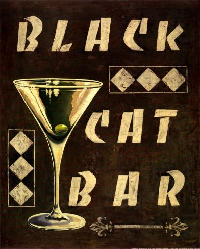 Cocktail Hour III Art Print