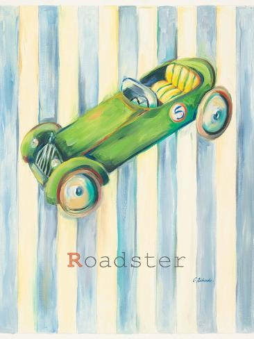 Roadster Art Print