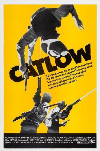Catlow Art Print