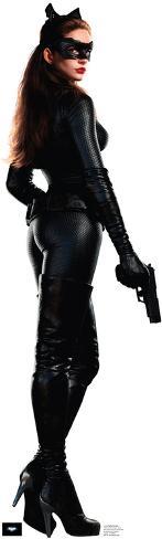 Catwoman - Dark Knight Rises Cardboard Cutouts