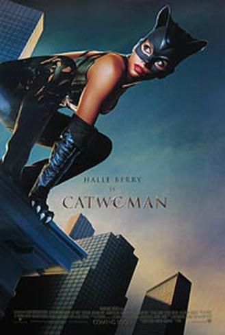 Catwoman Original Poster