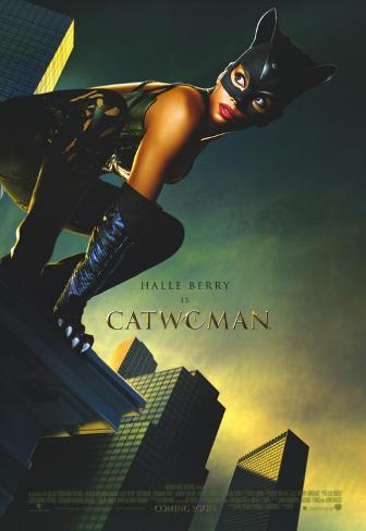 Catwoman Masterprint