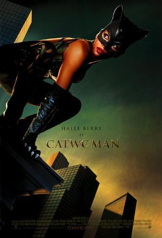 Catwoman Double-sided poster
