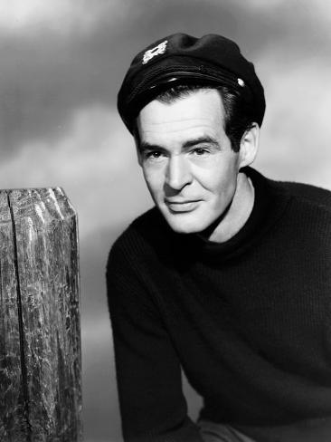 Caught, from Left, Robert Ryan, 1949 Fotografía