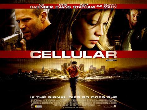 Cellular Original Poster