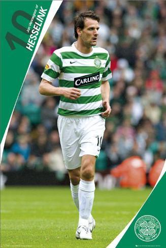 Celtic- Hesselink Poster