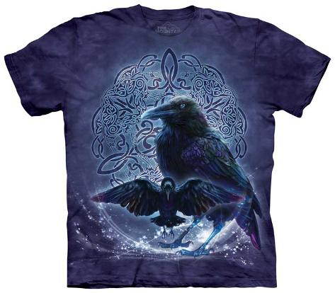 Celtic Raven T-Shirt