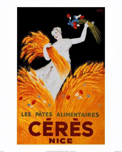 Ceres Nice Art Print
