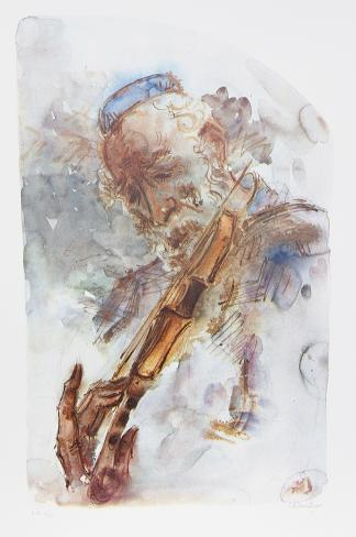 The Fiddler II Collectable Print