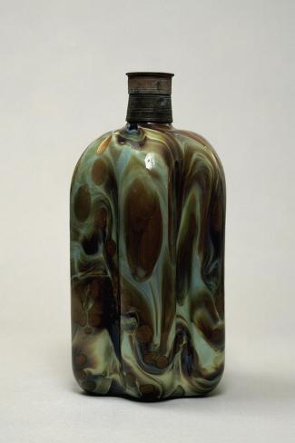 Chalcedon Glass Bottle, Italy Giclee Print