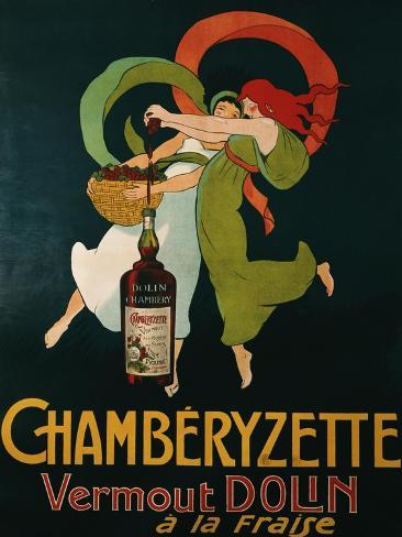 Chamberyzette, circa 1900 Giclee Print