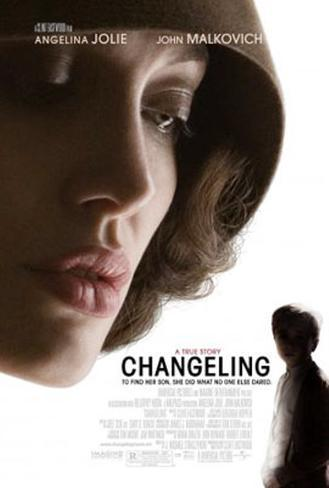 Changeling Double-sided poster
