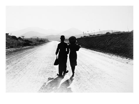 Chaplin: Modern Times, 1936 Impressão giclée