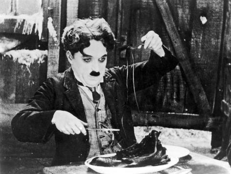 Chaplin: The Gold Rush Giclee Print