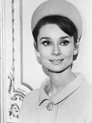Charade, Audrey Hepburn, 1963 Foto