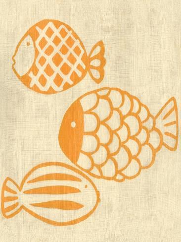 Best Friends - Fish Art Print