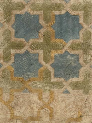 Exotic Tile II Giclee Print