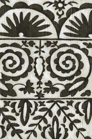 Flamenco Pattern I Art Print