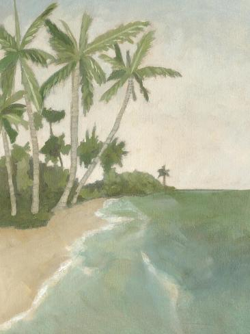 Island Breeze I Art Print