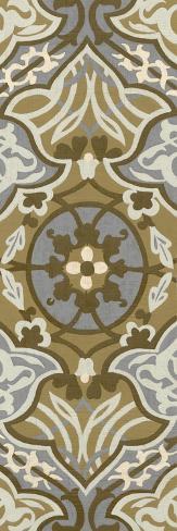 Palladium Tapestry I Art Print