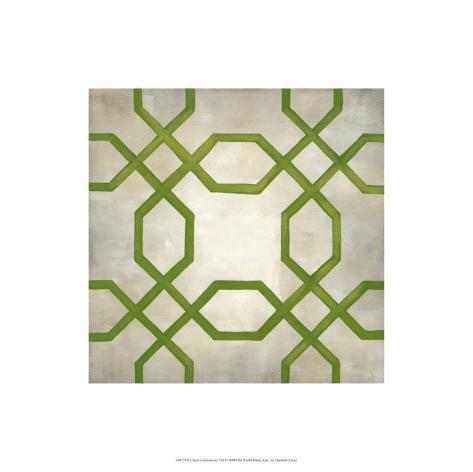 Simetria clássica VII Impressão giclée premium