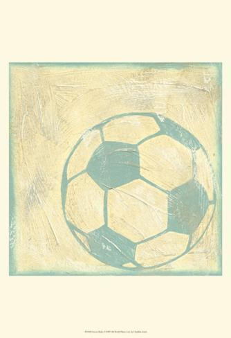 Soccer Rules Art Print