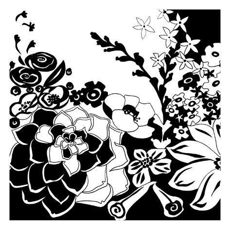Tokyo Garden III Stampa artistica