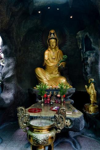 Guanyin Goddess Photographic Print
