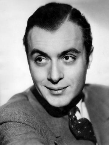Charles Boyer, c.1930 Photo