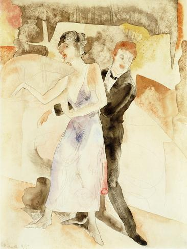 Song and Dance, 1918 Giclee Print