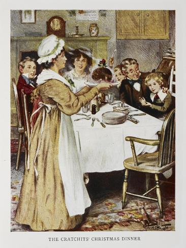 The Children's Dickens Stories Giclee Print