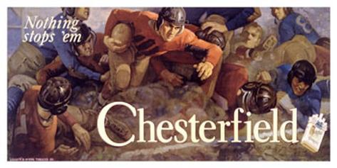 Chesterfield, Nothing Stops 'Em! Giclee Print