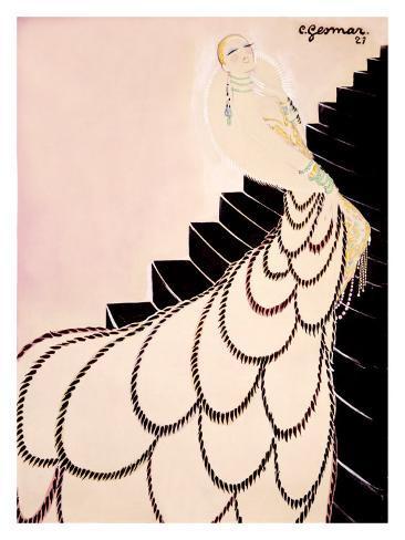 Mistinguett, Maquette Giclee Print