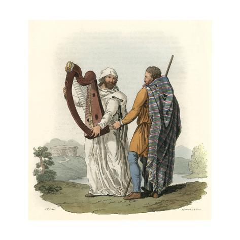 Resultado de imagem para irish druid